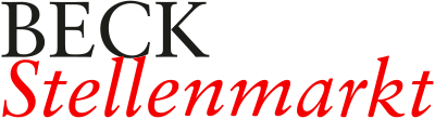 Beck Stellenmarkt